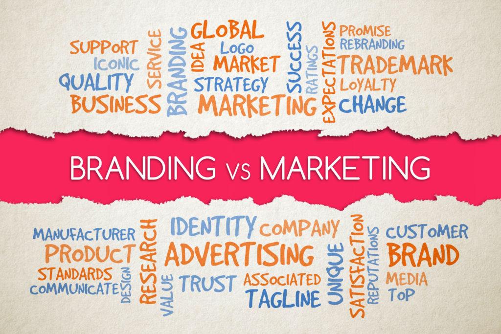 Diferencias entre Branding y Marketing. ¿Por qué son diferentes?